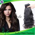 Класс 7А необработанные девственницы Индийские волосы естественных человеческих волос