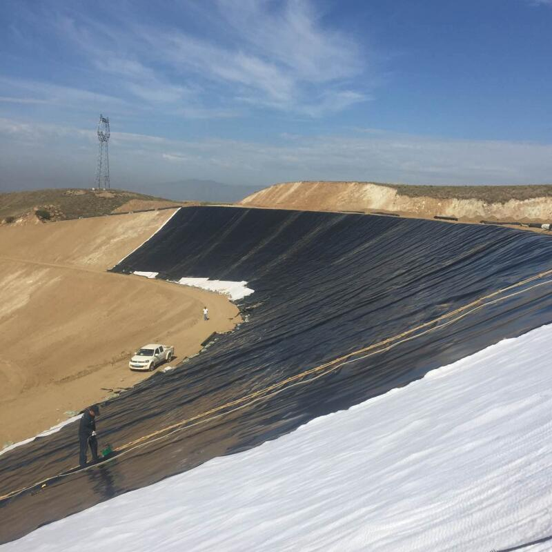 geotextile for landfill