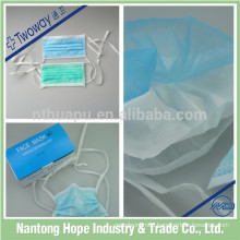 Nonwoven Face Maks with 2ply 3ply 50pcs box packing