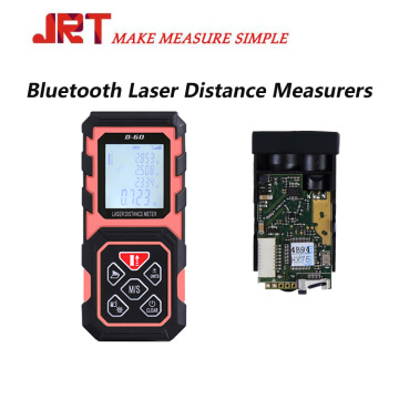 Bluetooth laser afstandsmeters