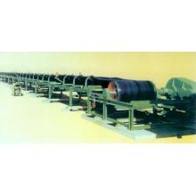Convoyeur à courroie Td75 pour poudre ou matériau granulaire