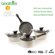Juego de utensilios de cocina orientales especiales de aluminio