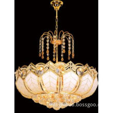 Hot sale high class pendant glass lamp shades