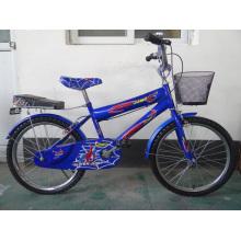Modelo econômico com coxim macio montanha rei crianças bicicleta (pf-kdb127)