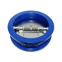 Dn40 ~ Dn600 Pn1.0 / 1.6 MPa DIN, ANSI Power Station Wafer Check Valve