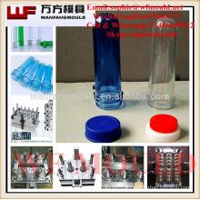 Moules de préforme d'ANIMAL FAMILIER de pot de haute qualité / moulage par injection de bouteille d'ANIMAL FAMILIER avec la fermeture automatique et l'étanchéité à l'air