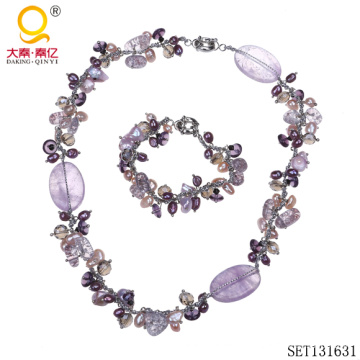 Fashion Jewelry Elegant Costume Jewelry Set