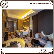 Muebles de madera de Hotel cápsula cama