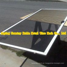 14,16,20 mesh Malha de alumínio para tela da janela / bateria / eletricidade / filtro / máquina / filtro de ar