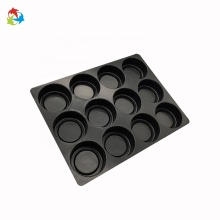Custom PET Candy Muffin Plastic Insert Tray Packaging