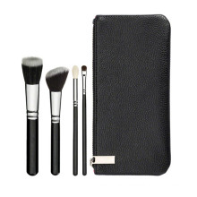 Travel Selection of 4 Professional Makeup Brush Set (ST0401)