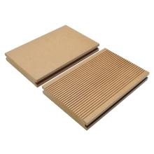 Sólido / WPC / madera compuesto de plástico de piso / Decking140 * 25 al aire libre
