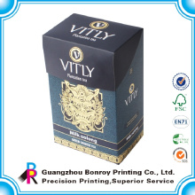 cajas de té reciclables hechas a mano especiales especiales para la venta
