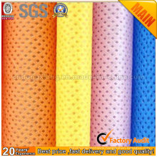 Wholesaler Fabric Supply PP Spunbond Nonwoven