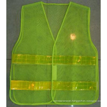 Polyester Fabric High Visibility Safety Vest with En2041 Certificate