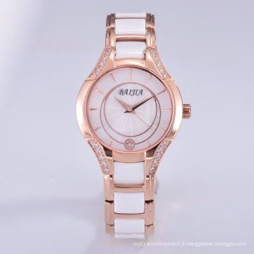 Hot Sale Stainless Steel Exquisite Ladies Automatic Watch