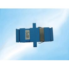 Sc 3dB / 5dB / 10dB atenuador de fibra óptica