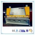 Machine de cisaillement de guillotine hydraulique en tôle de fer 4m