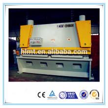 Hoja de hierro cizalla guillotina hidráulica 4m