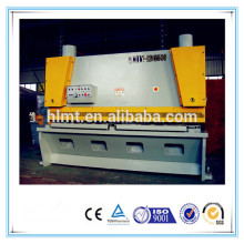 iron sheet hydraulic guillotine shear machine 4m
