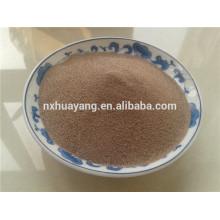 sable de zircon de qualité de moulage de précision 66-67%