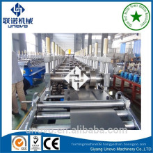worm gear box servo network cabinet frame nine fold production line