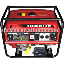 Gasoline/Petrol generator set from 1kw to 6kw (gasoline petrol portable generator)
