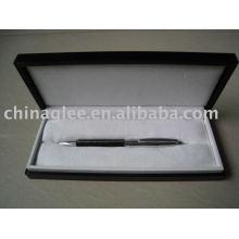 caixa de caneta de exposição