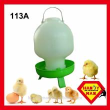 Пластиковый Шар Тип Поилка С 3 Ноги Птицы В Компаниях Изредка