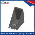 ABS / PP / as Inyección de plástico moldeado personalizado por ángulo de la cortina de soporte
