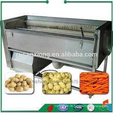 Fortgeschrittene MXJ Bürstenwaschmaschine Kartoffelschäler, Knoblauchschäler