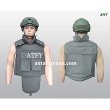 military bullet proof vest against 9 mm bullets