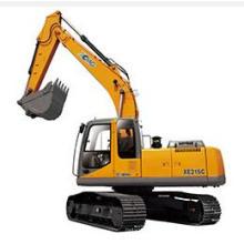 Excavatrice sur chenilles moyenne XCMG Xe215c