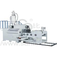 Однослойная / двухслойная соэкструзионная машина для производства стретч-пленки (CE)