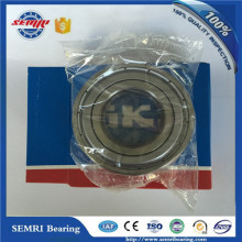Rubber Bearing (6808) Deep Groove Ball Bearing Sing Row