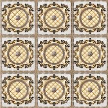 Matt Stone Surface Ceramic Bathroom Floor Tile for Home