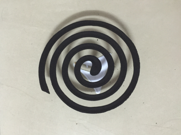 Livestock mosquito coil Direction 2
