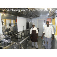Profesional Lpcb Certification Fabricante Container Modified Kitchen (shs-mc-kitchen001)