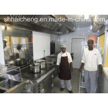 Профессиональная Lpcb Сертификация Производитель Контейнер Модифицированная кухня (shs-mc-kitchen001)