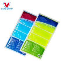 Paquets congelés de gel congelés de paquet de glace réutilisable de paquet froid de glace