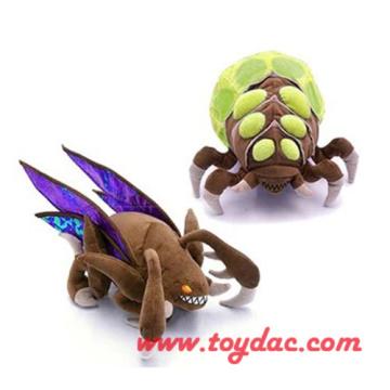 Plush Game Bugs Toy