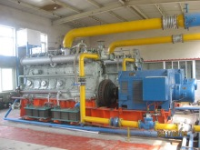 1000KW CNG brown gas Generator with CE and used for the farm