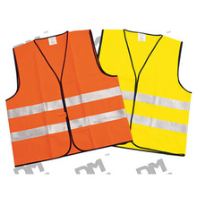 Customized for Knitting Reflective Garments Series DM hi-visible Reflective Safety Vest/Cloth export to Bahamas Manufacturer