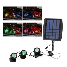 Fast Delivery for Solar Underwater Led Light RGB Solar underwater light export to Portugal Manufacturer