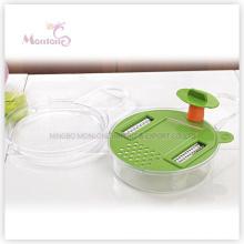 Éplucheur de fruits de PS en acier inoxydable multi-usages de cuisine (17.5 * 7 * 26CM)