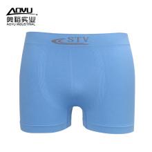Shantou Factory Custom Men`s Boxer Underwear