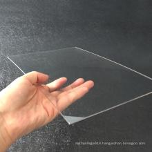 1-3mm  Clear PET Sheet Transparent PET Sheet For Desk Guard