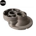 OEM Sand Iron Casting for Transmission Box, Case