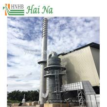 Sistema de Extração de Poeira Industrial para Purificação de Ar