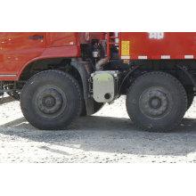Dongfeng 6X6 Drive Wheel new dumper truck
